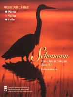 SCHUMANN Piano Trio No. 1 in D minor, op. 63 Sheet Music