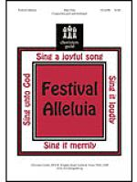 Festival Alleluia Sheet Music