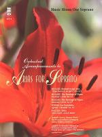Soprano Arias with Orchestra, vol. II Sheet Music