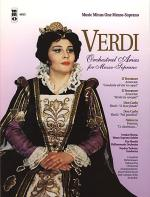 VERDI Arias for Mezzo-Soprano with Orchestra Sheet Music