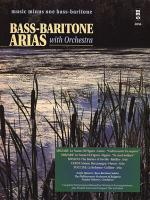 Bass-Baritone Arias with Orchestra, vol. I Sheet Music