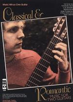 Classical & Romantic Guitar Duets Sheet Music