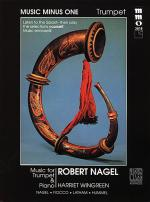 Advanced Trumpet Solos, vol. II (Robert Nagel) Sheet Music