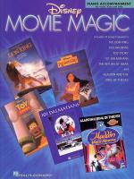 Disney Movie Magic Piano Accompaniment For Violin, Viola And Cello Sheet Music