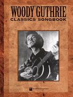 Woody Guthrie Songbook Sheet Music