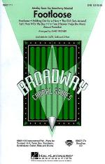 Footloose (Medley from the Broadway Musical) Sheet Music