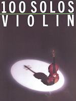100 Solos: Violin Sheet Music