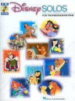Disney Solos - Trombone Or Baritone Horn Sheet Music