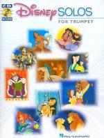 Disney Solos - Bb Trumpet Sheet Music