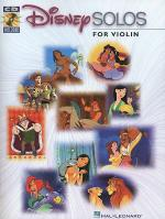 Disney Solos - Violin Sheet Music