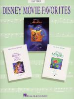 Disney Movie Favorites Instrumental Solo Easy Violin Sheet Music