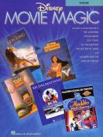 Disney Movie Magic Violin Sheet Music