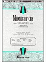 Midnight Cry, TTBB (Anthem) Sheet Music