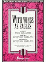 With Wings as Eagles (Anthem) Sheet Music