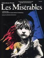 Selections From Les Miserables For Violin Sheet Music