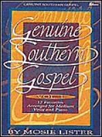 Genuine Southern Gospel Sheet Music
