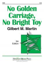 No Golden Carriage, No Bright Toy Sheet Music