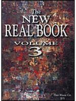 The New Real Book - Volume 3 (C Edition) Sheet Music