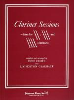 Clarinet Sessions Sheet Music