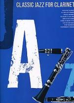 Classic Jazz For Clarinet Sheet Music