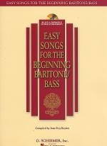 Easy Songs for the Beginning Baritone/Bass Sheet Music