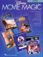 Disney Movie Magic Instrumental Solo Clarinet Sheet Music