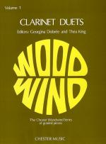 Clarinet Duets Volume 1 Sheet Music