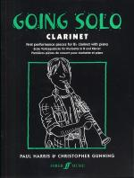 Going Solo Clarinet Sheet Music