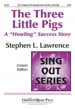 Three Little Pigs: A Howling Success Story Sheet Music