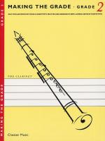 Making The Grade: Grade Two (Clarinet) Sheet Music