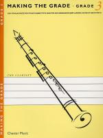 Making The Grade: Grade Three (Clarinet) Sheet Music