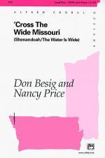 'Cross the Wide Missouri Sheet Music