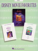 Disney Movie Favorites Instrumental Solo Flute Sheet Music