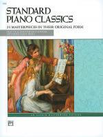 Standard Piano Classics Sheet Music