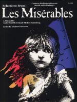 Selections From Les Miserables For Flute Sheet Music