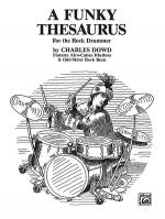 A Funky Thesaurus for the Rock Drummer Sheet Music