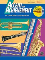 Accent on Achievement, Book 1 Sheet Music