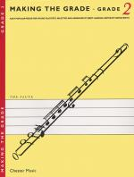 Making The Grade: Grade Two (Flute) Sheet Music