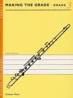 Making The Grade: Grade Three (Flute) Sheet Music