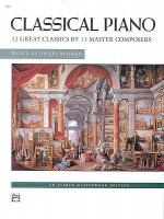 Classical Piano Sheet Music