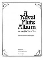 A Ravel Album For Flute And Piano Sheet Music
