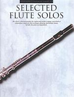 Selected Flute Solos With Piano Accompaniment Sheet Music