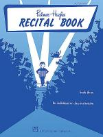Palmer-Hughes Accordion Course Recital Book, Book 3 Sheet Music