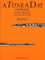 A Tune A Day For Flute Book Two Sheet Music
