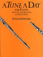 A Tune A Day Popular Repertoire For Flute Sheet Music