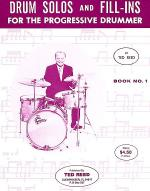 Drum Solos & Fill-ins For The Progressive Drummer - Book 1 Sheet Music