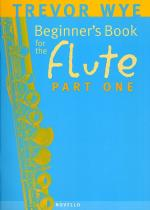 A Beginners Book For The Flute Part 1 Sheet Music