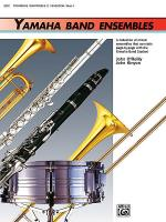 Yamaha Band Ensembles, Book 1 Sheet Music