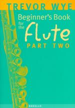 A Beginners Book For The Flute Part 2 Sheet Music