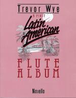 A First Latin-American Flute Album Sheet Music